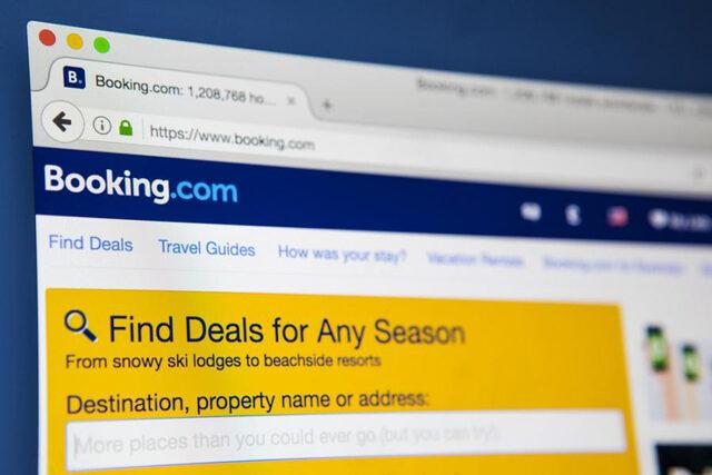 Booking.com vuelve a reservar