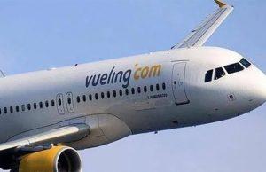 Vueling reanuda actividad vuelos