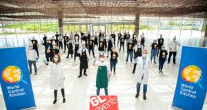 CCIB reparte menús solidarios World Central Kitchen