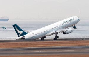 Cathay Pacific informe desarollo sostenible