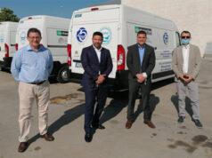 Enterprise dona furgonetas Bancos de Alimentos