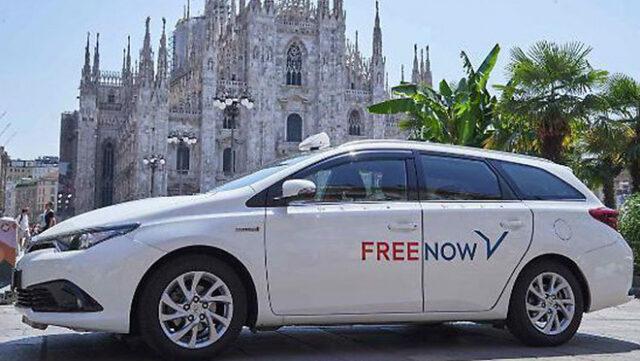 Free Now campaña descuentos