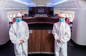 Qatar Airways medidas de seguridad