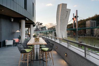 terrazas y patios Vincci Consulado