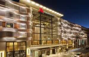 Madrid Marriott Auditorium reapertura