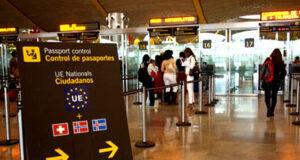 países autorizados viajar desde España Marruecos
