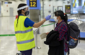 IATA test aeropuertos