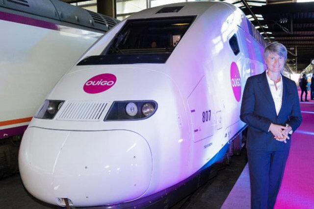 OUIGO SNCF AVE