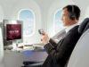 Qatar Airways wifi gratis a bordo