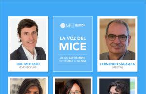 Webinar MPI La voz del MICE