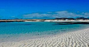 Canarias y Baleares corredores turísticos vuelta de turistas