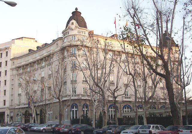 Mandarin Oriental Ritz Madrid reapertura