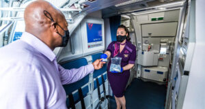 Delta vuelo free covid