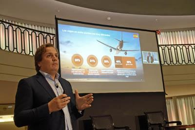 Forum Business Travel Joao Carvalho_Concur viajeros de negocio