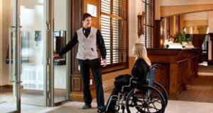 Guía Ilunion atención hoteles personas con discapacidad hoteles accesibles