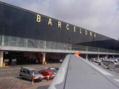 aeropuerto Barcelona cierre T2