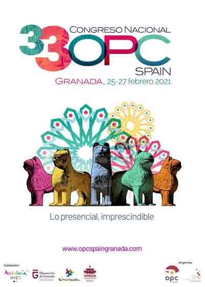 33 Congreso OPC España Granada