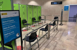 Aena test aeropuertos
