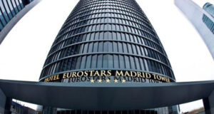 Eurostars Madrid Tower reapertura