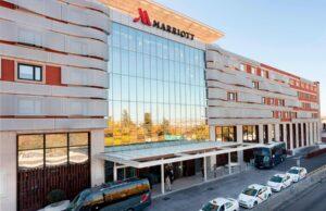 Madrid Marriott Auditorium eventos