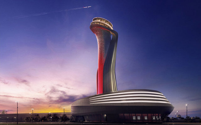 Aeropuerto Internacional de Estambul