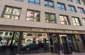 Catalonia Gran Vía Bilbao