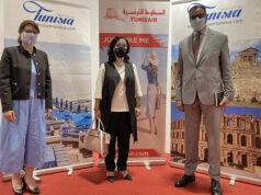 Tunez_Leila Tekaia, Fatma Omrani Chargui y Moez Ben Rejeb