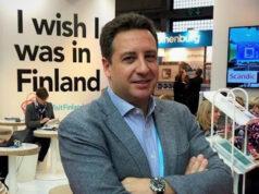 David Campano Visit Finland