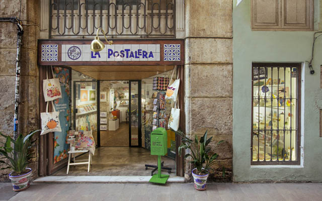 La Postalera