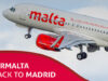 Air Malta_Madrid