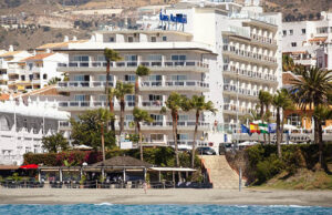Meliá_hotel Las Arenas_Benalmádena