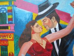 Pintura tango